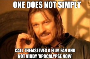 Boromir meme done to death - but so apt here :-)